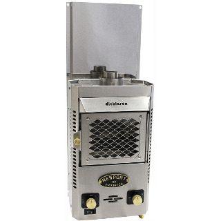 tiny home heater-Dickinson Marine, Newport Propane (LPG) Boat Heater / Fireplace, P9000