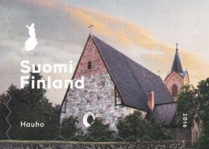 Church in Hauho, Finland 2016
