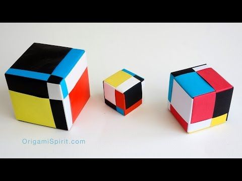 Origami Spirit, video instructions and origami resources by Leyla Torres