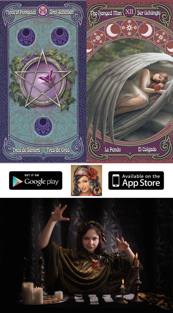 ☞ Get the free mobile app on your phone or tablet and enjoy. parrot reading, free tarot card spreads and free tarot, free card reading online and lotus tarot online reading. The best oracles eye and magic mirror. #tarotspreads #highpriestess #themoon #spellwork #tarot