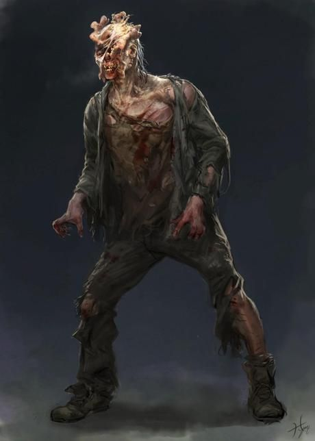 Concept Art : The Last of Us