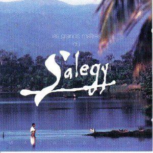 """CD Compilation """"Les grandsmaîtres du Salegy"""", chez Mars"""