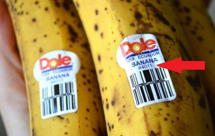 Будьте осторожны, когда покупаете бананы! / Будьте здоровы