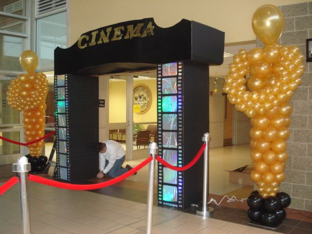 red carpet party ideAS | It's Your Party! Let's Make It A Good One! | Up With Balloons… By ...