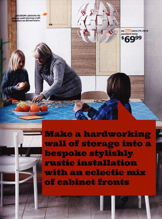 My Style My House - Ev Dekorasyon Blogu: IKEA 2015 Katoloğu Yayın Öncesi Görüntüler