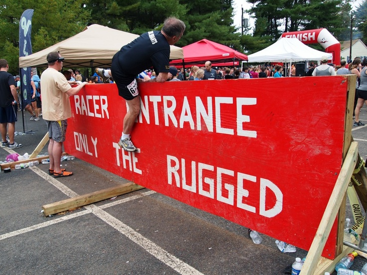 Running The Rugged Maniac  It Was Tough, But A Blast!