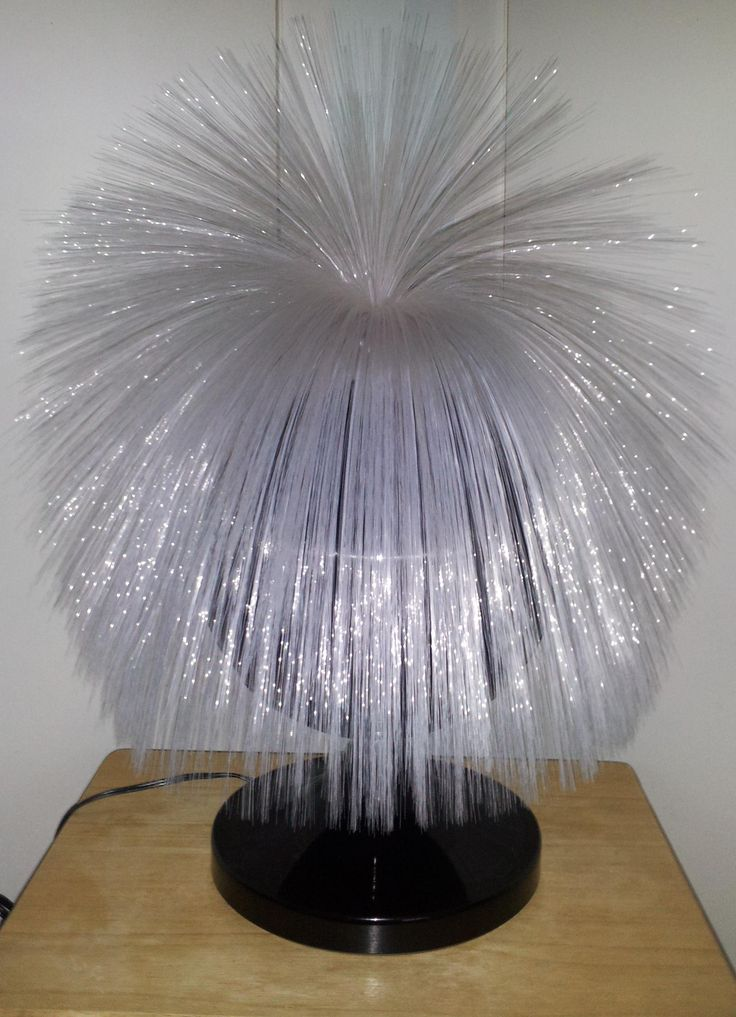 Fantasia Fiber Optic Lamp Google Search Mid Century