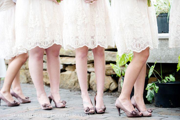bridesmaids dresses, so lovely