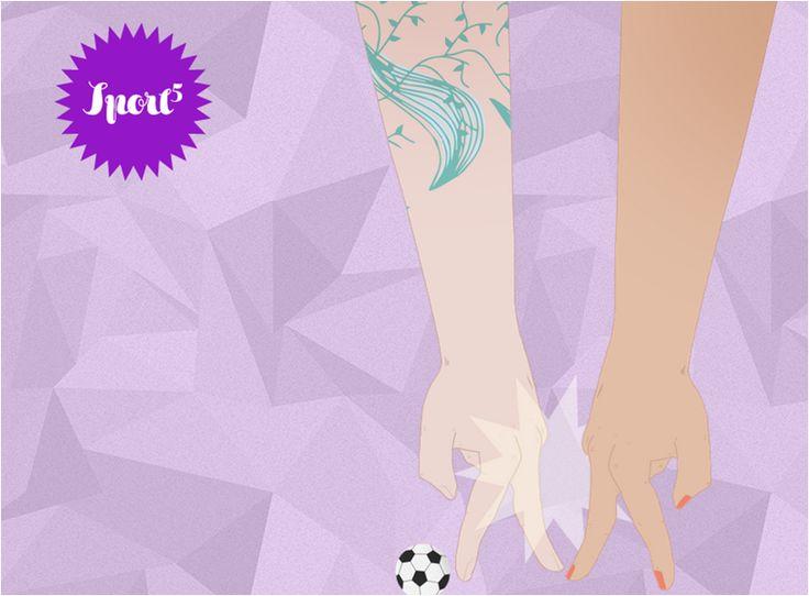 Idée 5 : le #Sport5. Vous êtes sportif ? Vous allez adorer : http://samsungmobilefrance.tumblr.com/