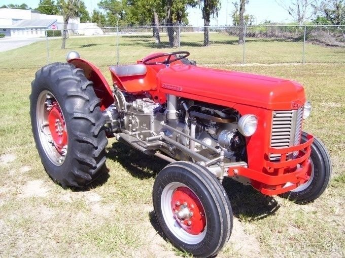 Massive Ferguson 35 Tractor : Ideas about massey tractor on pinterest tractors
