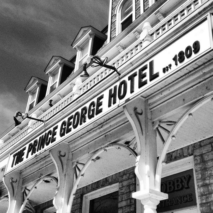 Prince George Hotel, Kingston, Ontario