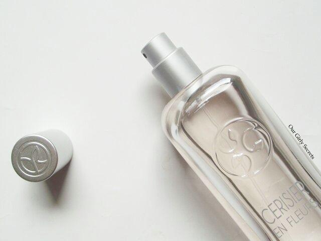 Parfum Cerisier en fleurs Yves Rocher  #bblogger #bbloggers #beauté #beauty #parfum #yvesrocher #blogbeauté #blog #beauty #mua #makeupjunkie