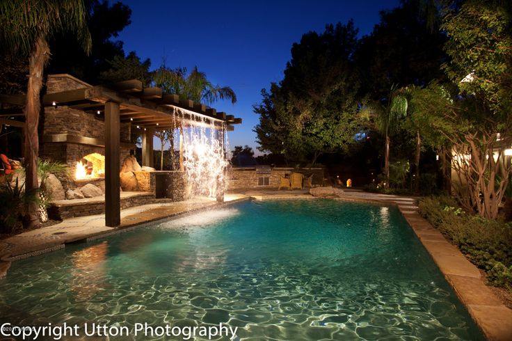 24 Best Pool Water Feature Images On Pinterest Modern Pools Pool Designs And Pool Water Features