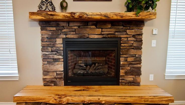 Reclaimed Wood Hearth Google Search For The Home