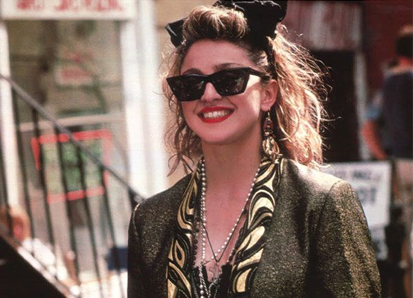 13 of the Most Iconic Movie Outfits of All Time. I really want to re-visit the Desperately Seeking Susan era and attempt to pull off the Holly Golightly look : )