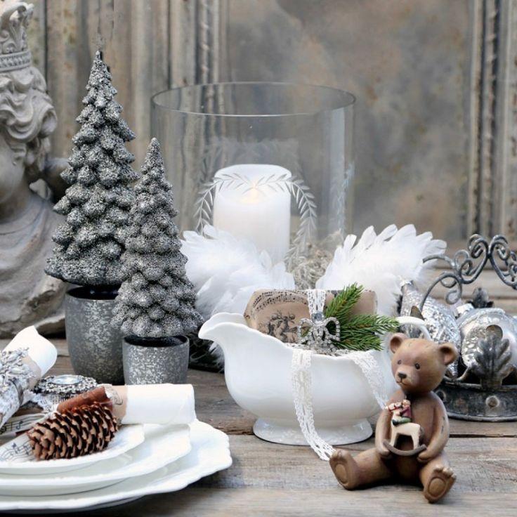 Świąteczna zawieszka - Skrzydła - duńskiej firmy Chic Antique - NieMaJakwDomu
