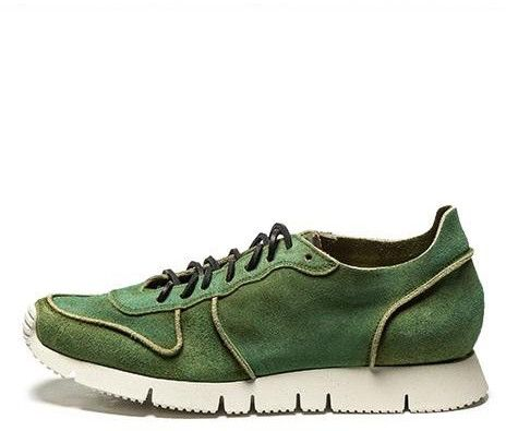 Buttero [MEN] Tannery washed Carrera F1 Low_green