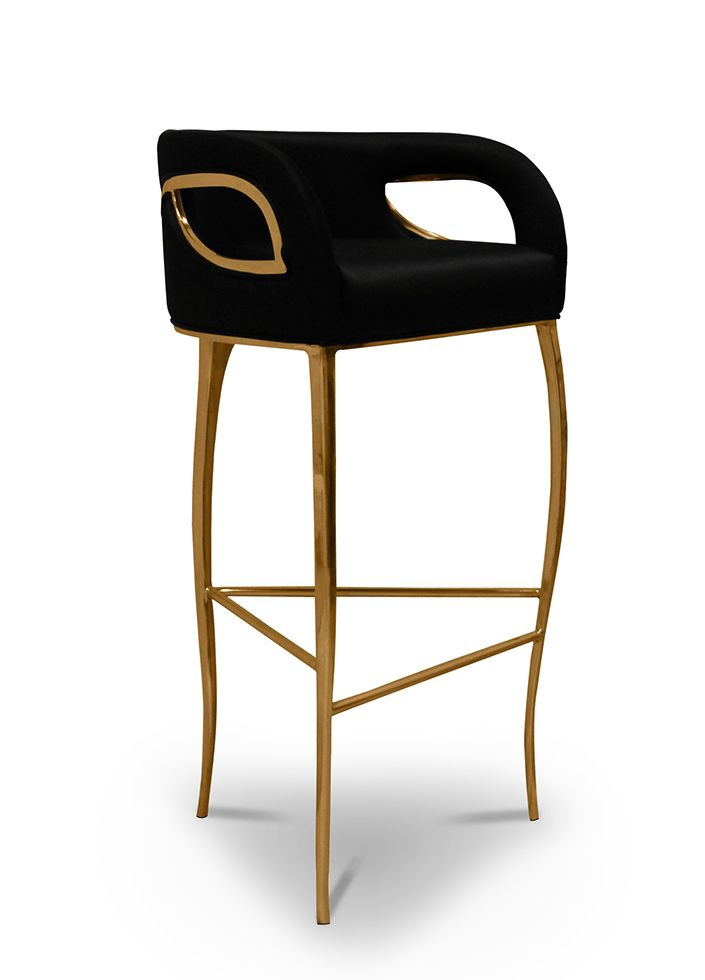 The perfect counter stools for a modern kitchen by KOKET