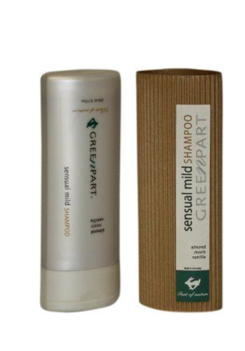 Greenpart Natural Sensual Mild Shampoo 6 oz -- More details can be found by clicking on the image. #DailyShampoo