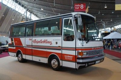 Kässbohrer Setra S 208 H Baujahr 1980