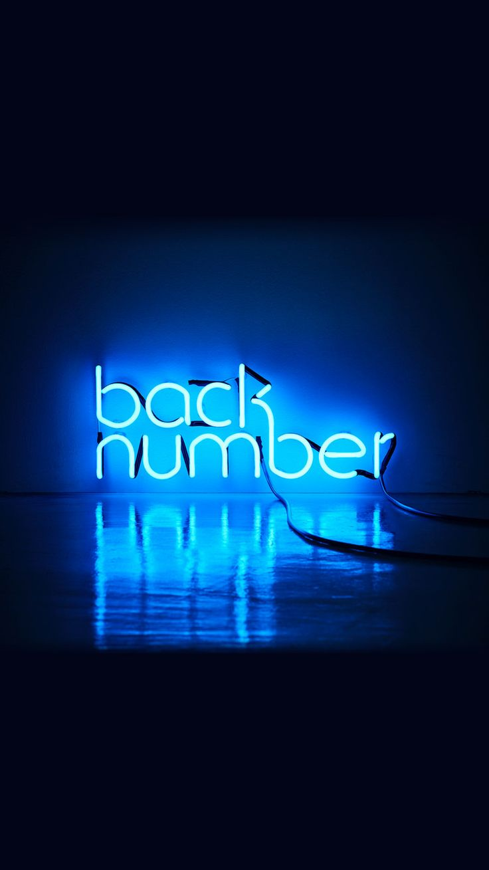 back number/バックナンバー[02]iPhone壁紙 iPhone 7/7 PLUS/6/6PLUS/6S/ 6S PLUS/SE Wallpaper Background