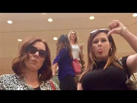 Women Trump Supporters Close Their Accounts At Nordstrom For Dumping Ivanka - YouTube