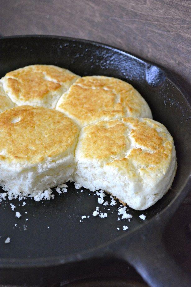 Perfect Gluten Free Buttermilk Biscuits