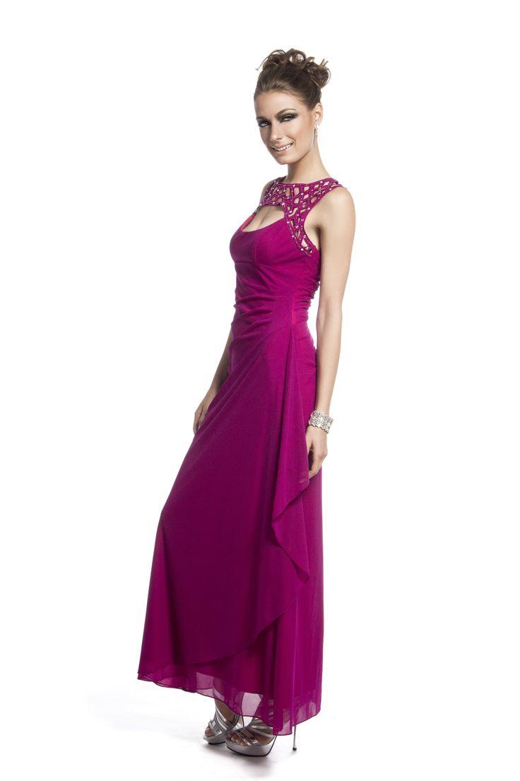 22 best VESTIDOS FIESTA/Dresses images on Pinterest | Evening gowns ...