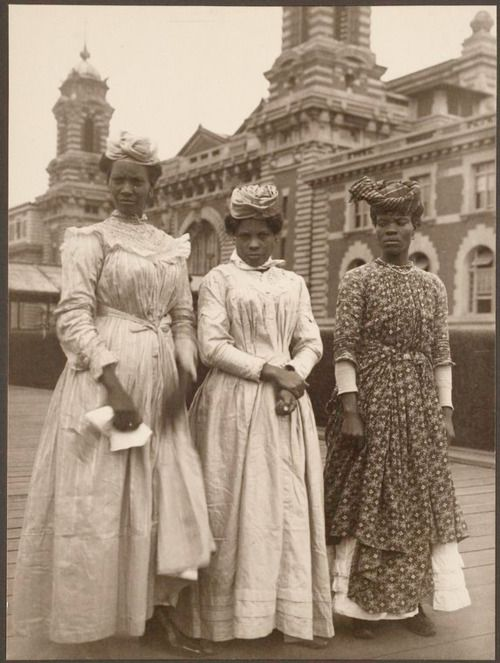 A Photo Guadalupe Women From The Augustus F Sherman Ellis Island Portraits 1905 1920