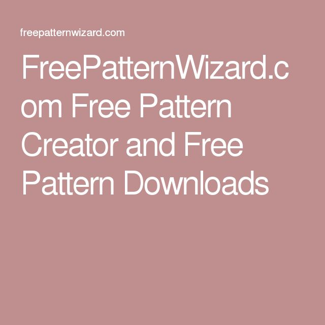 Knitting Chart Maker Free Download : Mejores im�genes sobre crochet crazy graphs en pinterest