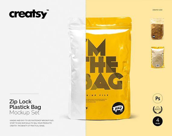 Download Free Zip Lock Plastic Bag Mockup Set Bag Template Plastic Psd Free Psd Mockups Free Packaging Mockup Free Psd Mockups Templates Mockup Free Psd