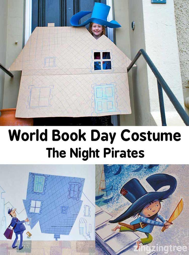 World Book Day Costume The Night Pirates