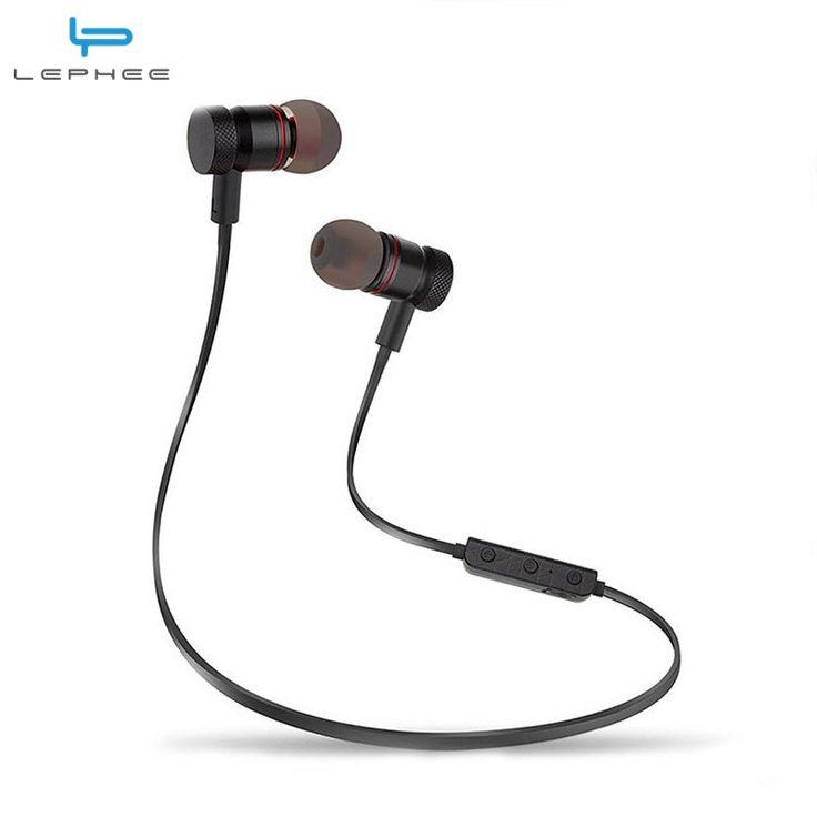 Wireless Bluetooth Headset Sport Running Stereo Bluetooth Earphone For Xiaomi 6 Redmi note 4 4x 3 Smartphone In Ear Waterproof #Affiliate