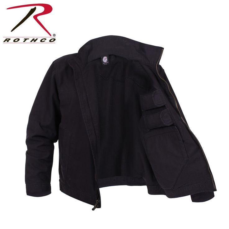 Rothco Lightweight Concealed Carry Jacket