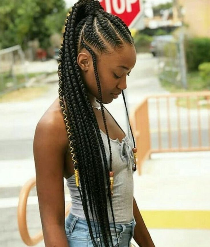 Pin On Latest Hairstyles 2018 Penteados Peinados Braids