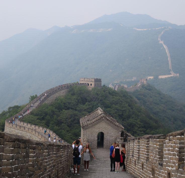 Great Wall at Mutianyu - Beijing