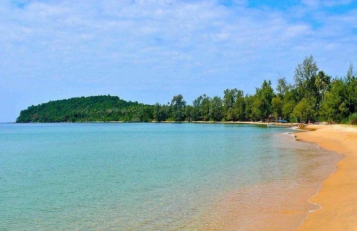 Koh Thmei Island Ream National Park, Cambodia
