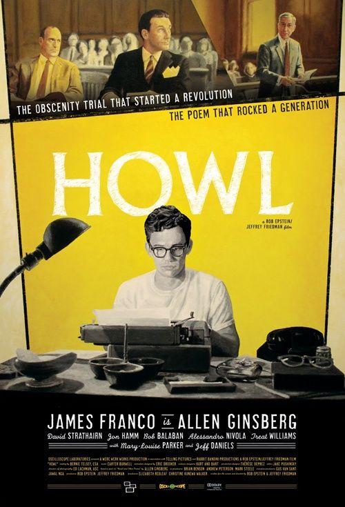 HOWL, Movie Poster