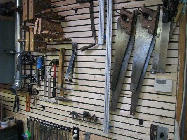 Diy Slatwall Garage Pinterest Shops Homemade And