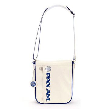 Fab.com | Pan Am: Pan Am Uni Bag Vintage White, at 60% off!