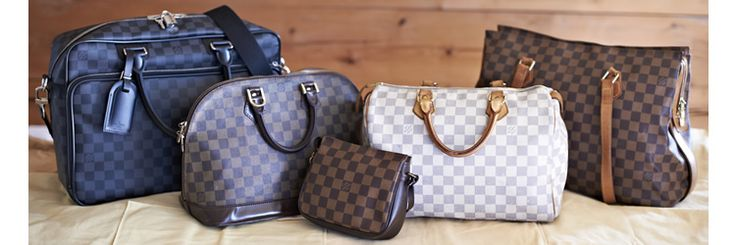 Damier Canvas - Luxury for you