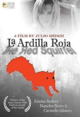 La Ardilla Roja (DVD)