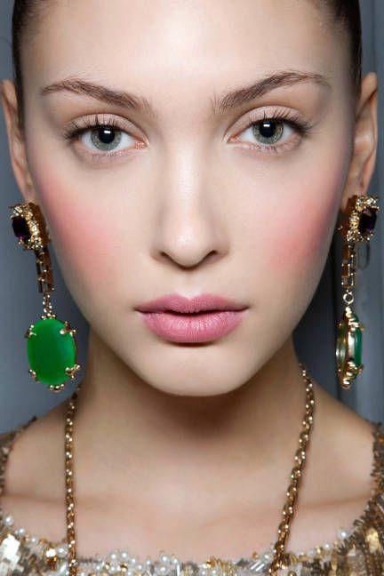 Most Natural: Rosy Cheeks: Lipsticks, Natural Makeup, Makeup Trends, Soft Pink, Makeup Lips, Pink Lips, Fall Makeup, Fall Hair, New Hairstyles