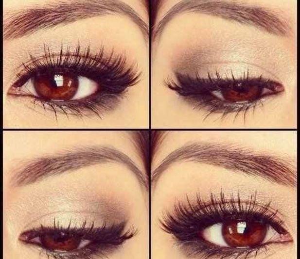 Simple eye makeup!  @Luuux