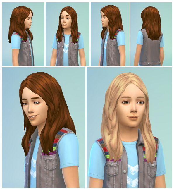 The sims 4 frisuren