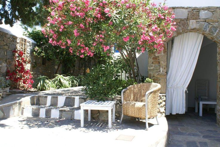 the Mykonos Town Suites are open for the summer: book now tour stay!