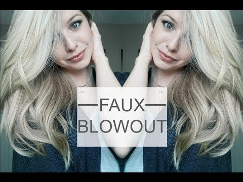 Blowout hair tutorial on Pinterest - Blowout hair, Perfect blowout ...