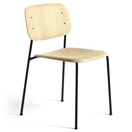 Soft+Edge+Chair:+Metal+Frame