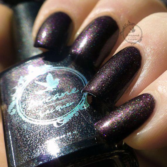 Rarefied  Arcane Lacquer  Nail Polish 12ml by ArcaneLacquer, $9.50