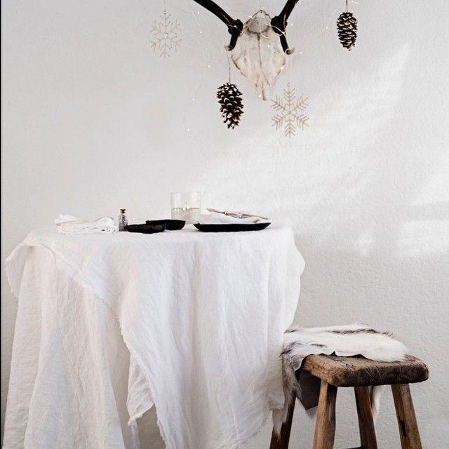 Fresh white for your Xmas palette? HMCo Ayrton by @vintagepiken